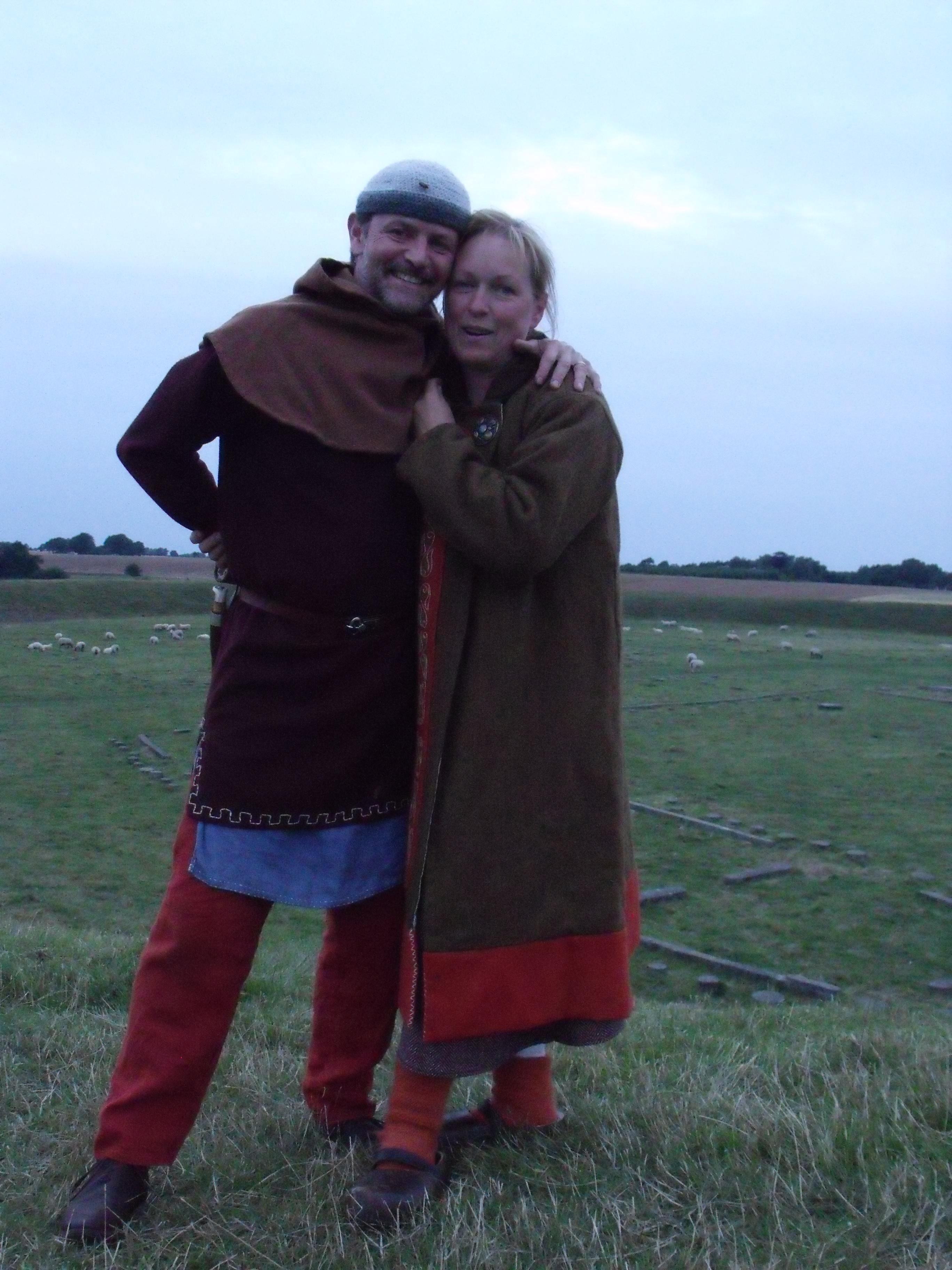 Arnulf und Silke